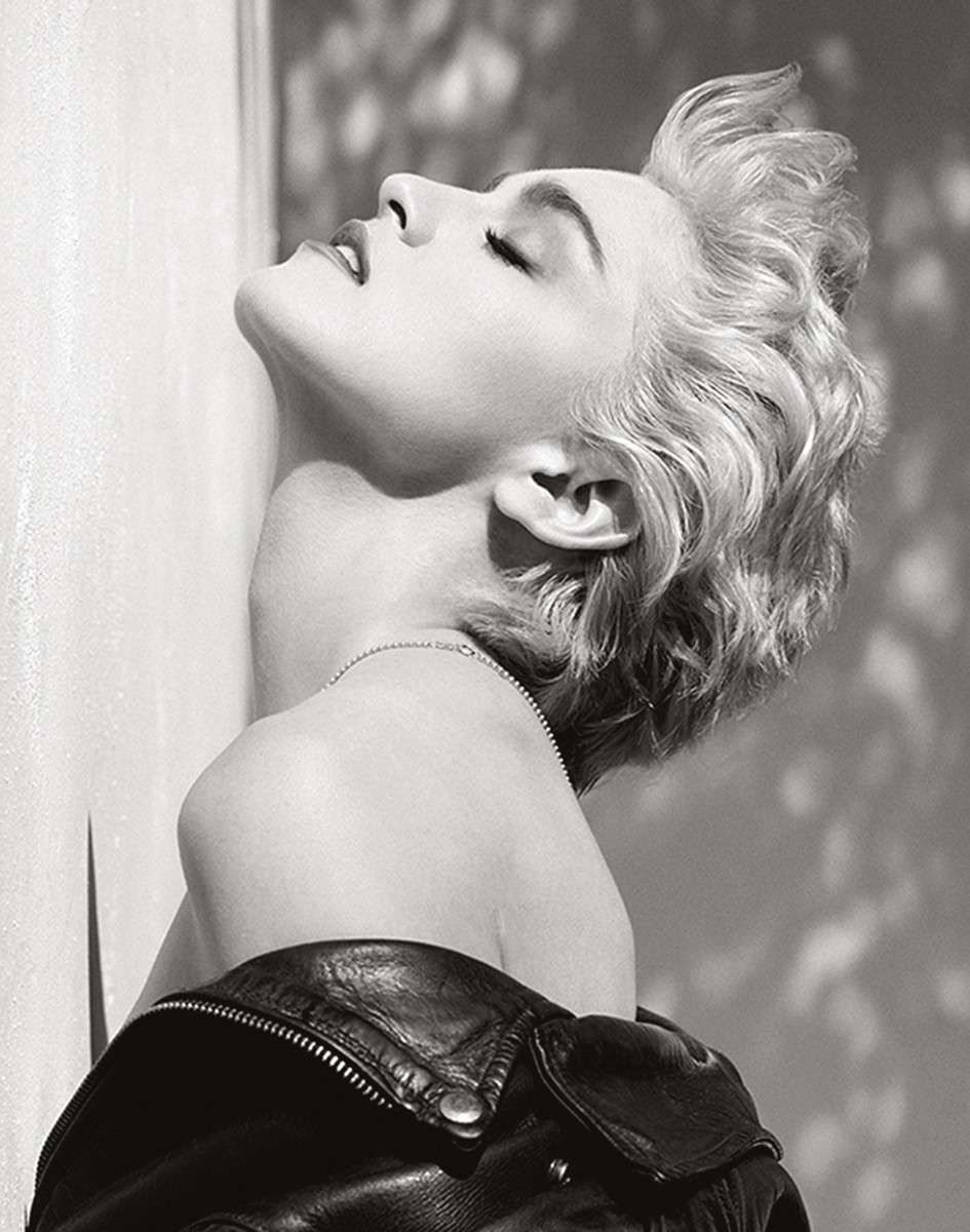 Madonna (True Blue Profile), Hollywood 1986